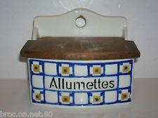 faience boite a allumettes deco cuisine