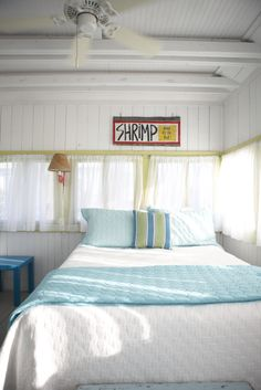 beach cottage bedroom Coastal Decor