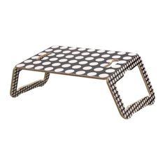BRÄDA Supporto per PC portatile - nero/bianco - IKEA