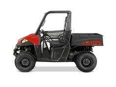 New 2016 Polaris RANGER 570 Solar Red ATVs For Sale in North Carolina. 2016 Polaris RANGER 570 Solar Red, Pricing includes all taxes and fees! 2016 Polaris® RANGER Crew® 570-4 Solar Red Features may include: Hardest Working Features The ProStar® Engine Advantage The RANGER 570 ProStar® engine is purpose built, tuned and designed alongside the vehicle resulting in an optimal balance of smooth, reliable power. The ProStar® 570 engine was developed with the ultimate combination of high…
