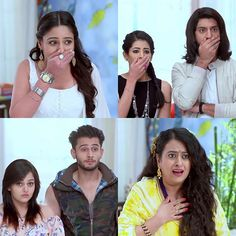 •Epic reactions!• (upcoming epi of 4th September) #ishqbaaz #ishqbaaaz #anika #rudra #soumya #omkara
