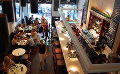 tapas bar ... Barcelona, Spain