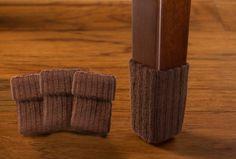 Charmant Chair Leg Socks Floor Protector Pads
