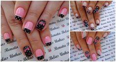 Veja agora as melhores decorações com fotos de unhas decoradas com bolinhas para inspirar na sua manicure. Veja