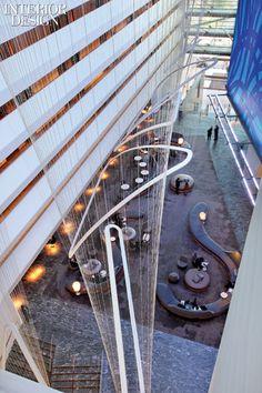 Innenarchitektur York harp conrad hotel york city skulptur hotels und fotos