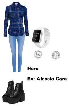 """""""Here by Alessia Cara"""" by lindsayxoxo2004 on Polyvore featuring Paige Denim"""