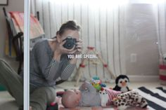You Are Special // Mirror Decal // Stickers // Uplifting