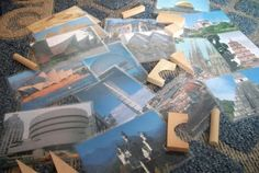 architectural cards