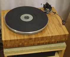 Eventually... my PTP5 build (page 1) - PTP based Projects - Lenco Heaven Turntable Forum
