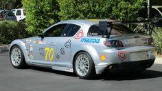 Mazda RX-8 NASA Racer