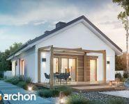 ARCHON DOM W CEDRALACH - Domy drewniane   Domy z drewna   katalpa.com.pl