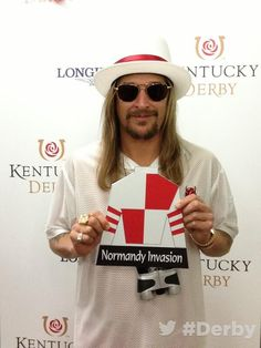 Kid Rock @ Kentucky Derby