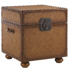 Tommy Bahama 531-955 Island Estate East Cove Trunk in Plantation/Medium Brown