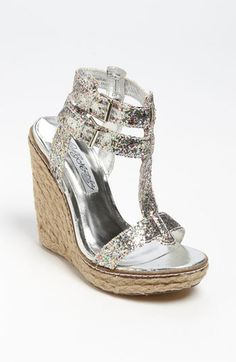 1b52dd1ab7d57a Naughty Monkey  St. Tropez  Sandal in gold. Sparklecorn anyone  Slide  Sandals