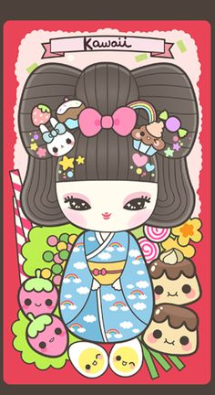 ★ Japan Lover Me ★ www.japanlover.me  #JapanLoverMonthsary  She's so kawaii!