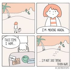 15+ Comics That Perfectly Describe What It's Like To Have Depression And Anxiety