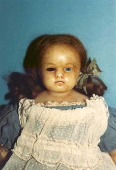 This doll will fuck you up.