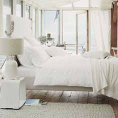 Hudson bed linen collection the white company bedroom design White Bedroom Design, White Bedroom Decor, Bedroom Furniture Design, Bedroom Sets, Bedrooms, Spa Bedroom, Bedroom Black, White Furniture, Bedroom Designs