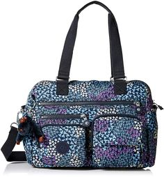 Kipling Mara Printed Satchel, Dotted Bouquet ** You can get more details by clicking on the image. (This is an affiliate link)