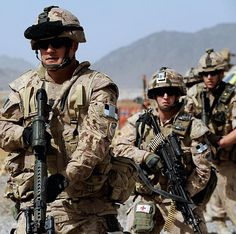 Canadian soldiers with NATO-led International Security Assistance Force