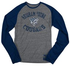 Cool Retro BYU Shirt