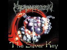 NECRONOMICON - The Silver Key ◾ (EP 1996, Canadian death metal)