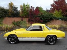1972 Lotus Elan Sprint FHC