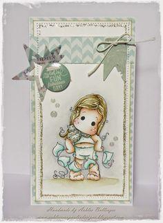 Ashlee's Magnolia Design's: Summer Tilda is here...!!