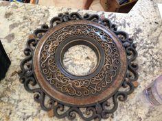 """custom ceiling medallion for dining room - 22"""" - Ekena Millwork """"Orrington"""""""