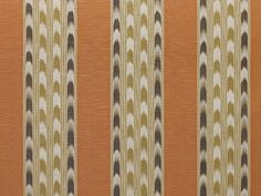 """Gorgeous Fabric from Suzanne Tucker """"Mirage"""" in Terracotta"""