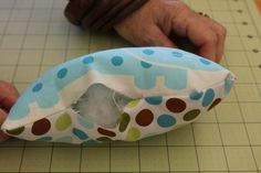 Here's how to sew a seam opening closed so that the stitches are nearly invisible! Use this technique on pillows, toys, bag linings, or anything else you need to close a seam with hand stitches.