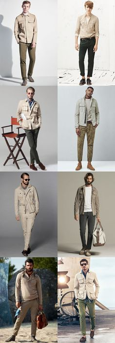 Men's Spring/Summer 2016 Fashion Trends Preview | FashionBeans