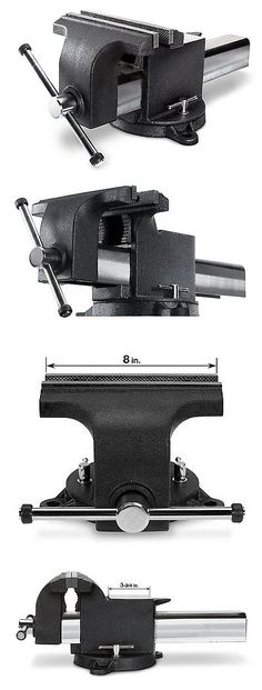 Clamps and Vises 20761: Tekton 8 Swivel Bench Vise 5409 Vise New -> BUY IT NOW ONLY: $153.11 on eBay!