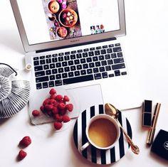 Good morning fashionistas! #coffee #breakfast