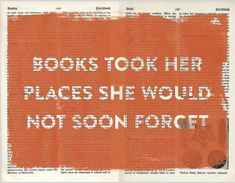 True words. #books