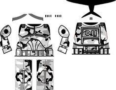 ... Custom LEGO Captain Rex (Clone Wars Phase 2)   by JPO97Studios