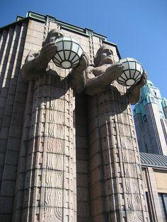 #Finland, #Helsinki_architecture