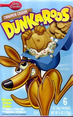 favorite snack as a 90s kid!! Totally licked the icing clean. I could go for some right now actually...