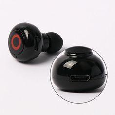 Supper bass light weight mini bottom earphone bluetooth sound system 3D stereo Music surround wireless headset headphone earbuds