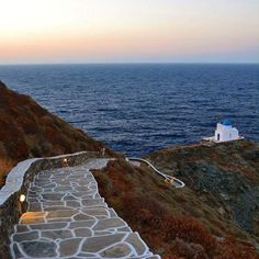 Sifnos island. Friends good night from Greece !!!