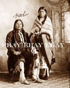 1890's Kado Caddo Native American