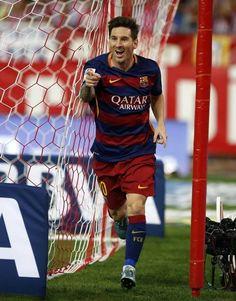 Messi - FC Barcelona v Levante UD