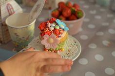 Belle & Boo baking party from www.lattemamma.fi