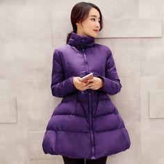38.00$  Watch here - https://alitems.com/g/1e8d114494b01f4c715516525dc3e8/?i=5&ulp=https%3A%2F%2Fwww.aliexpress.com%2Fitem%2F2016-fashion-winter-new-Korean-women-s-cotton-waist-thin-waist-In-the-long-section-of%2F32743247179.html - 2016 fashion winter new Korean women's cotton waist thin waist In the long section of the long-sleeved down parka
