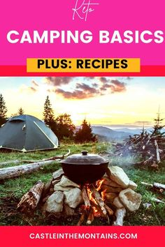 It's not hard to stay Keto while you are camping. This post contains Keto camping recipes and snack ideas to help you stay in Ketosis and feeling great while you are spending time in the great outdoors.#ketocamping #ketocampingsnacks #ketocampingmadeeasy #safesummervacations Camping Snacks, Camping Recipes, Go Camping, Atkins Bars, Feeling Great, How Are You Feeling, Cream Cheese Roll Up, Foil Packet Meals, Carb Alternatives