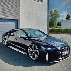 Audi Sports Car, Audi Cars, Sport Cars, Classy Cars, Sexy Cars, Audi Rs7 Sportback, Audi Motorsport, Porsche Taycan, Mercedez Benz