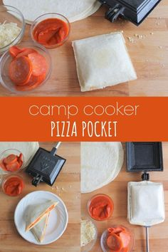 Camping Meal Planning, Camping Menu, Camping Foods, Kayak Camping, Camping Ideas, Diy Camping, Camping Stuff, Campfire Pies, Campfire Recipes