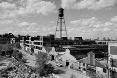 Packard Plant: Detroit. Lost America!