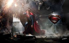 Man Of Steel Tampilkan Teaser Trailer Keren Superman Versi Baru