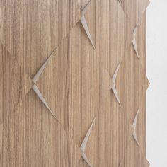 Wood veneer Decorative panel P1 - @odesd2